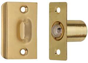 Hillman 852962 Ball Catch Brass Plated