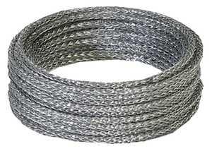 Hillman 121112 No. 4, Braided Wire
