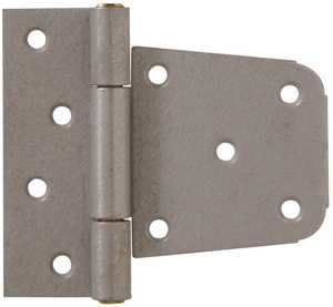 Hillman 852766 T-Hinges - Heavy Duty For 2 x 4 Or 4 x 4 Post Application
