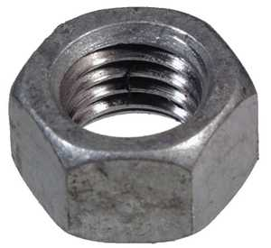 Hillman 810506 5/16-18 Hex Finished Nut (Tapped Oversized), Coarse Thread
