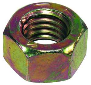 Hillman 180403 5/16 - 18 Grade 8 Hex Nut, Coarse & Fine Thread
