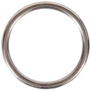 Hillman 321712 1-1/4 in Nickel Plated Welded Ring