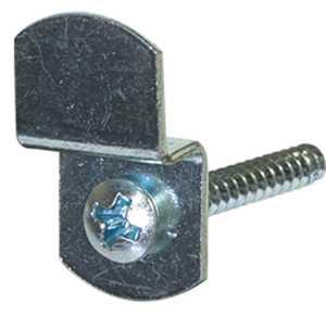 Hillman 121155 Metal Mirror Holder Kit