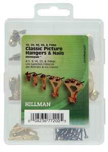 Hillman 41995 Classic Hanger Kit