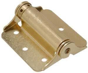 Hillman 851598 3 in - Adjustable - Brass Plated