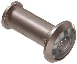 Hillman 852721 Solid Brass/Satin Nick Door Viewer
