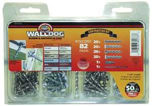 Hillman 42073 Walldog Contractor