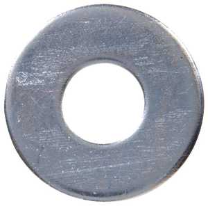 Hillman 270006 1/4 Flat Washer, Uss (Wide Pattern)