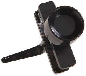 Hillman 852059 Black Knob Latche