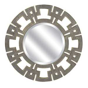 Imax Corp 70374 Cki Gustave Round Wall Mirror