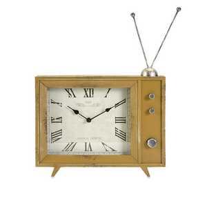 Imax Corp 89118 Garrett Retro Tv Clock