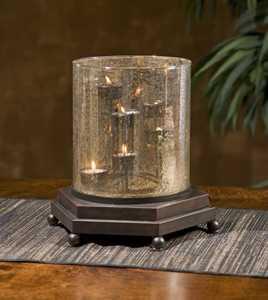 Imax Corp 12719 Cki Jupiter Glass Votive Hurricane