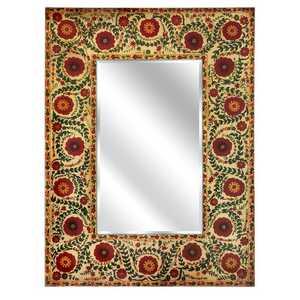 Imax Corp 11302 Iznik Tapestry Mirror