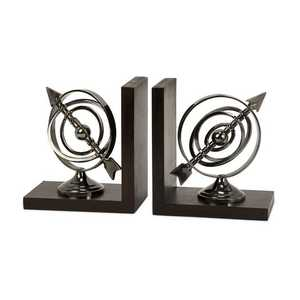 Imax Corp 60071 Calisto Armillary Bookends
