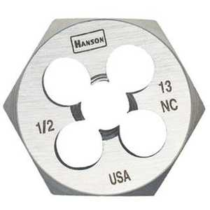 Irwin 9445 Hexagon Machine Screw Dies (hcs) 1/2 in - 20 Nf