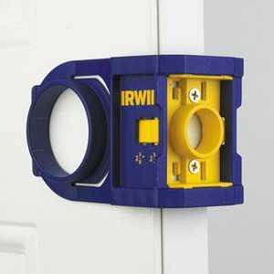 Irwin 3111002 Metal And Wood Door Lock Installation Kit
