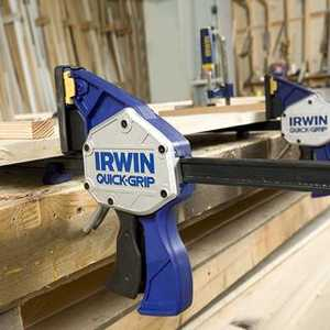 Irwin 2021424N 24-Inch Xp600 One Handed Bar Clamps /Spreaders