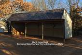 30x16 Horse Shed