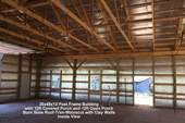 36x48x12 Post Frame Building