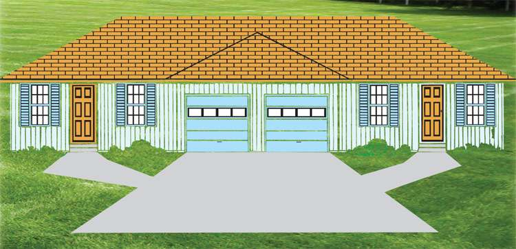 The Twin Comfort Duplex Home Package From Sutherlands