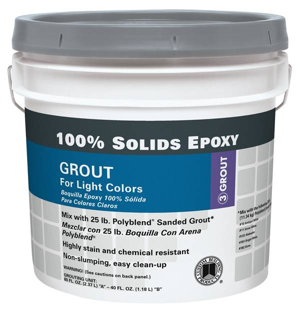 Custom Building Products SEGW