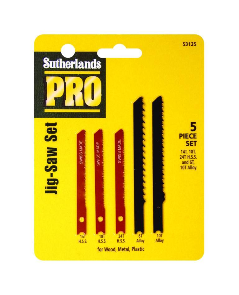 Sutherlands Pro 53125
