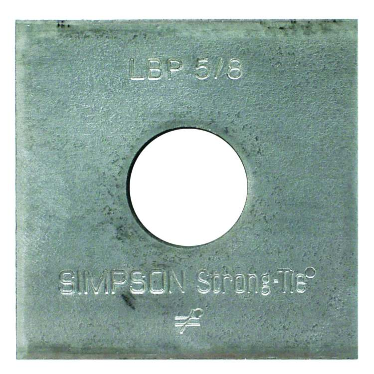 Simpson Strong-Tie LBP 5/8