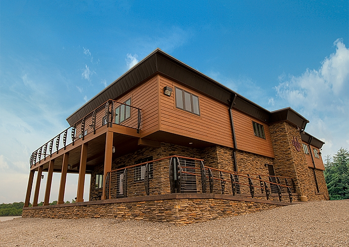 Lp Building Products 3 8x12 In 16 Ft 3 8 X 12 Inch X 16 Foot Smartside Textured Cedar Lap Siding At Sutherlands