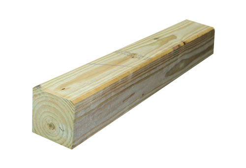 4x6 16 ft #2 Treated S4s Lumber