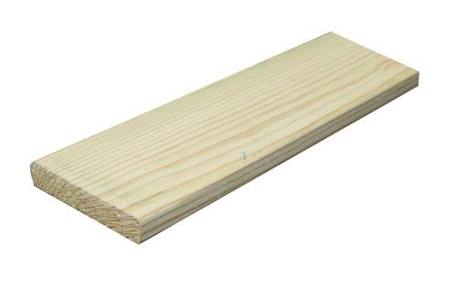 Sutherland Lumber 5/4X6 8