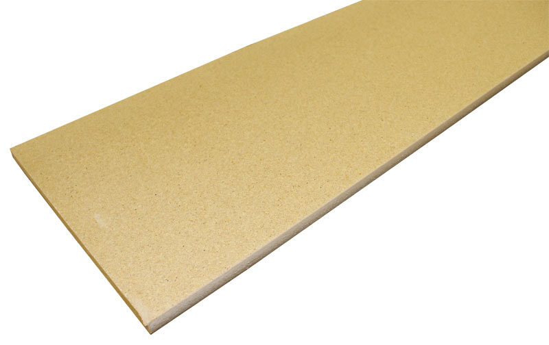 3 4x24 12 ft bullnose particle board shelving at sutherlands for Sutherlands building packages