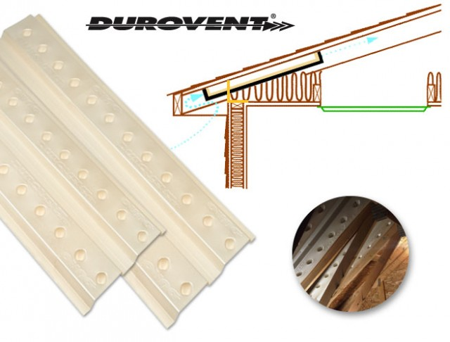 Ado Products Dv2248 Durovent Extruded Foam Vent At Sutherlands