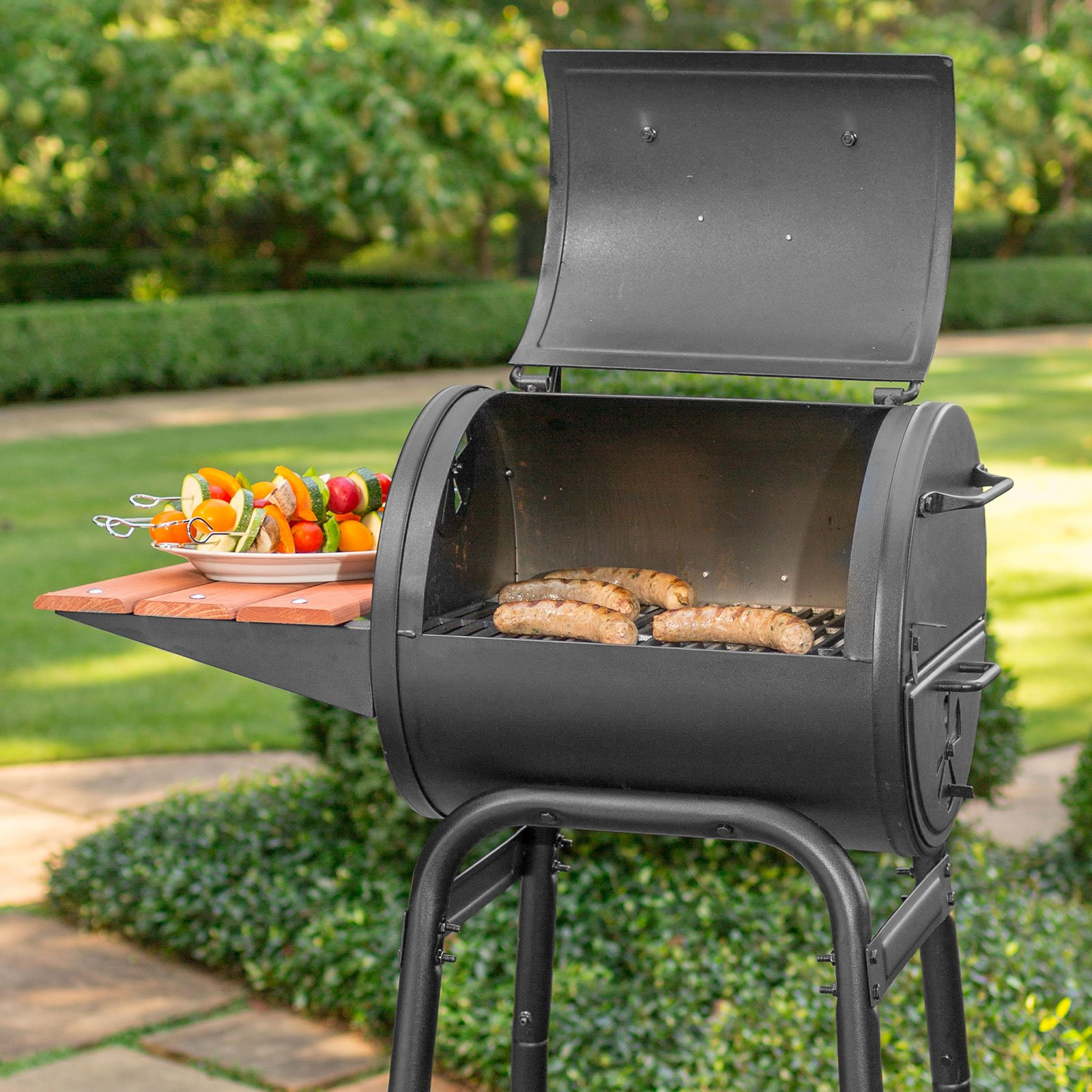Char Griller 1515 Patio Pro Charcoal Grill At Sutherlands