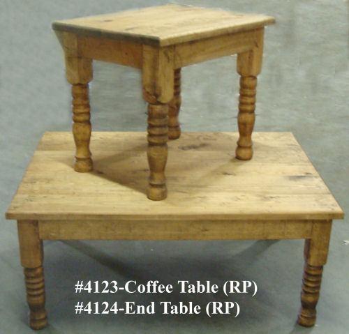 Rustic Pine Furniture 4124