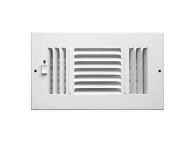 Accord Ventilation Abswwh384 3 Way Sidewall Ceiling