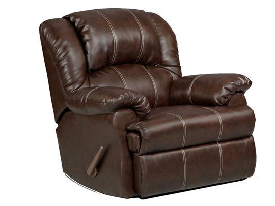 Affordable Furniture 2001 Brandon Brown Bonded Leather