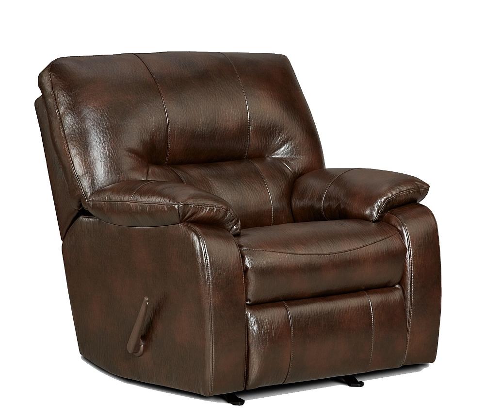 Wichita Furniture Lawton Ok: Affordable Furniture 2330 Canyon Chocolate Recliner At