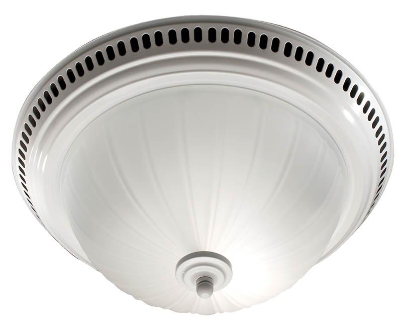broan nutone 741wh white bath fan light combo at sutherlands. Black Bedroom Furniture Sets. Home Design Ideas
