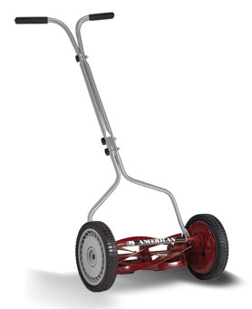 14-Inch Reel Mower