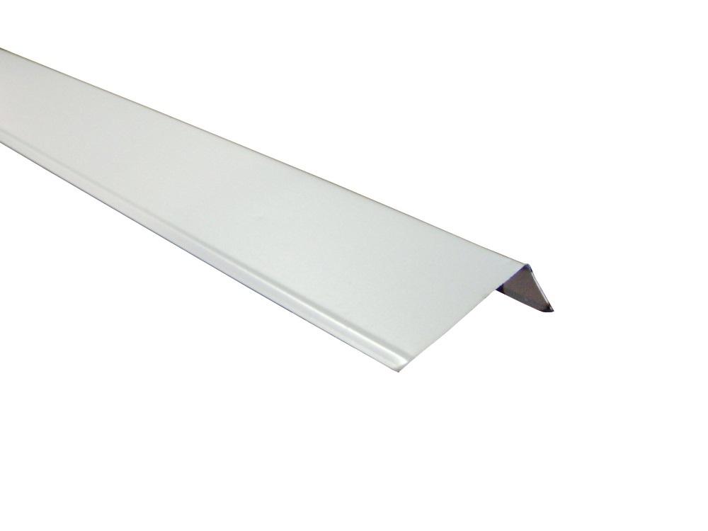 Dot Metal 02069b Galvanized Gutter Apron 2x3 10 Ft At