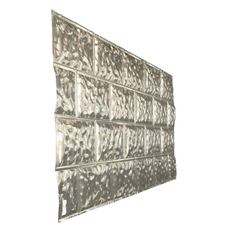 Dot Metal Products 13174 Rockface Mobile Home Skirting