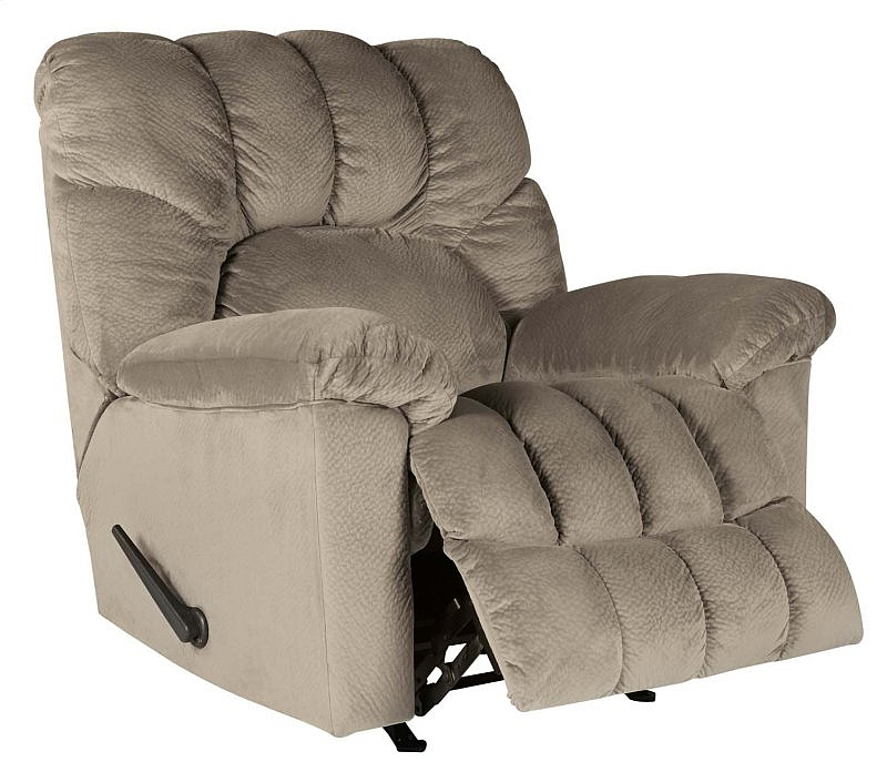 Ashley Furniture Beaumont Tx: Signature Design By Ashley 5860425 Dombay Cocoa Rocker