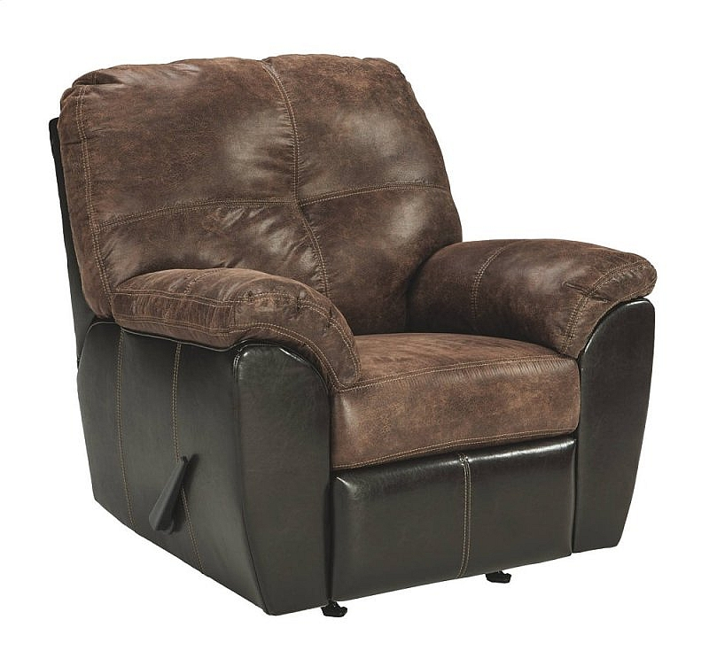 Ashley Furniture Beaumont Tx: Signature Design By Ashley 9160325 Gregale Coffee Rocker