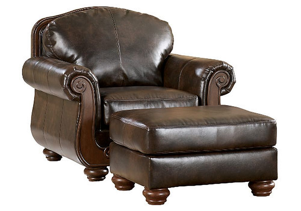 Signature Design By Ashley 5530020 Barcelona Faux Leather