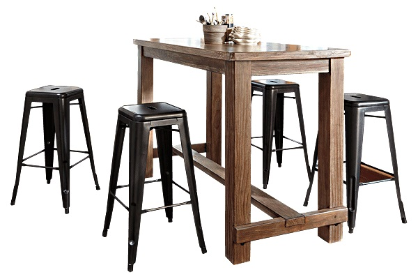 Signature Design By Ashley D542 12 Pinnadel Dining Room