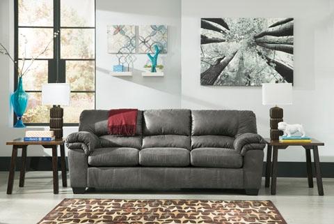 Signature Design By Ashley 1200138 Slate Bladen Sofa At