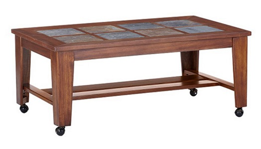 Signature Design By Ashley T353 0 Rustic Brown Toscana