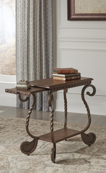 Signature Design By Ashley T382 7 Rafferty Chairside End