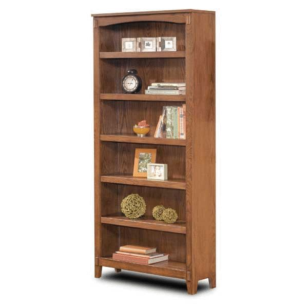 Ashley Furniture Wichita Falls: Signature Design By Ashley H319-17 Large Bookcase Cross
