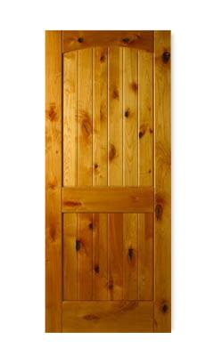 Knotty Pine Door Slab Sutherlands 2 6x6 8